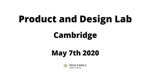 Product and Design Lab Cambridge 2020