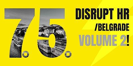 Disrupt HR Belgrade 2020 billets