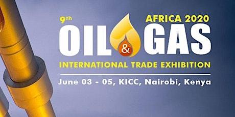 9th Oil & Gas Kenya 2020 tickets