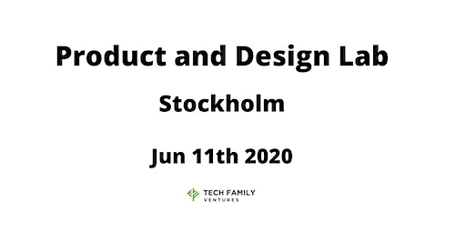 Product and Design Lab Stockholm 2020