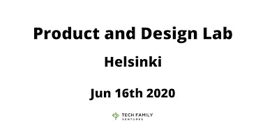 Product and Design Lab Helsinki 2020