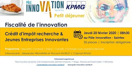Petit Déjeuner Crédit d'Impôt Recherche et Jeunes Entreprises Innovantes