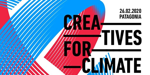 Creatives for Climate Summit - ACTION WORKS - at Patagonia