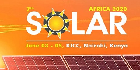 7th Solar Kenya 2020 tickets