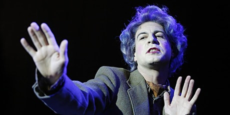 Quentin Crisp: Naked Hope tickets