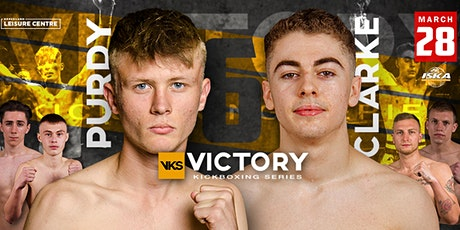 Victory Kickboxing 6 tickets