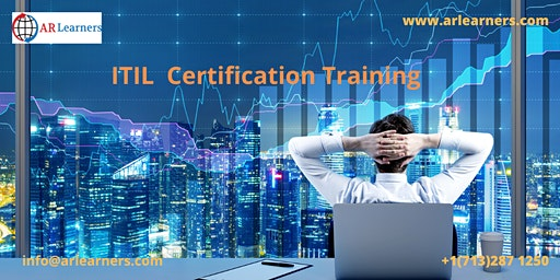 ITIL V4 Certification Training in Angels Camp, CA,USA