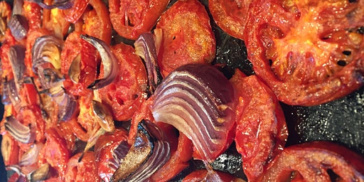 """Mediterranean Flavor"": Calzoni"