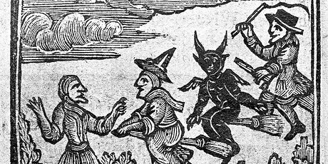 Ronald Hutton - European Witch Hunting in a Global Context tickets