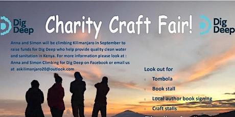 Charity craft fair tickets