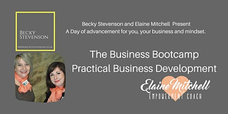 The Business Bootcamp From WooDo. Becky Stevenson and Elaine Mitchell tickets