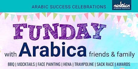 Family & Friends Fun Day with Arabica Institute  tickets