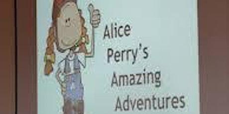 Alice Perry's Adventures in Engineering-  primary schools show LYIT tickets