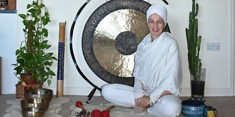 Kundalini Yoga & Gong Bath with Prakashjot Kaur tickets