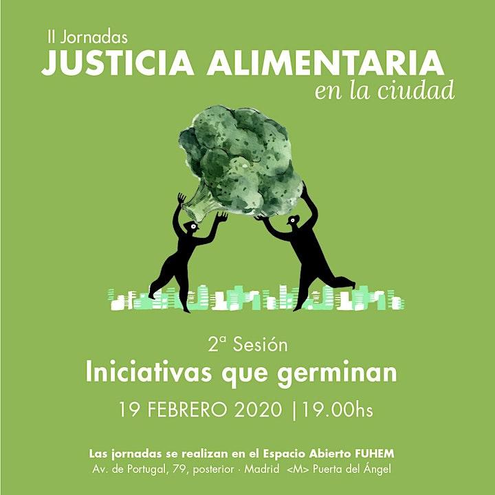Imagen de II Jornadas Justicia Alimentaria en la Ciudad