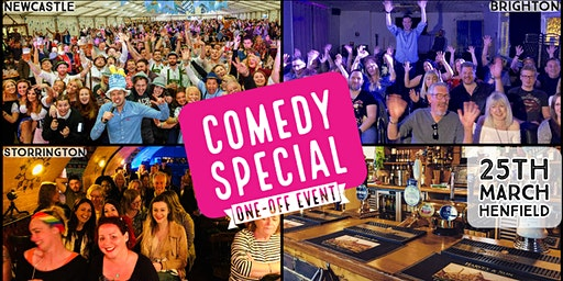 Comedy Special at The Bull Inn! (Henfield)