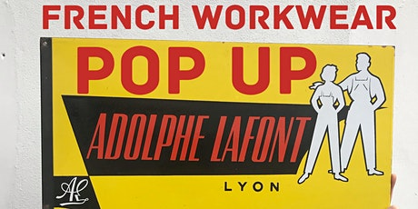 French Workwear Pop Up Sale tickets