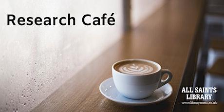 Research Café tickets