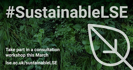 #SustainableLSE – The role of staff and students tickets