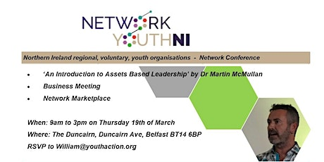 Network YouthNI Conference tickets