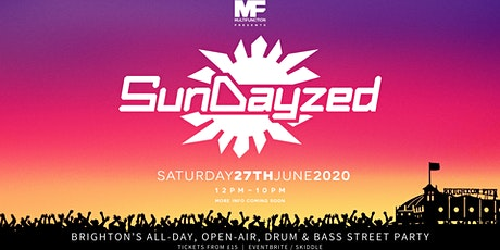 SunDayzed Brighton 2020 tickets