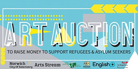 Norwich City of Sanctuary Arts Stream Art Auction tickets