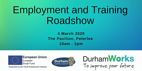 DurhamWorks Employment and Engagement Roadshow - East Durham tickets