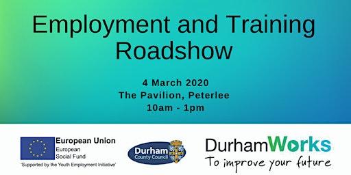 DurhamWorks Employment and Engagement Roadshow - East Durham