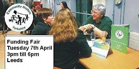 Leeds Funding Fair tickets