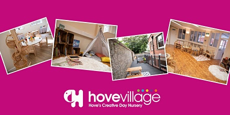 Visit Hove Village's Brand New Nursery at Hove Library tickets