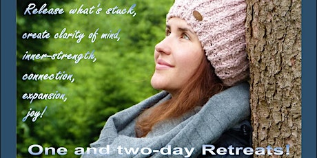 RETREATS FOR TRANSFORMATION - MINDFULNESS & CREATIVE EXPRESSION (Waitlist) tickets