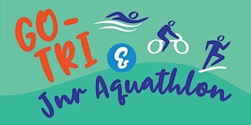 Go-Tri + Junior Aquathlon Iau Llandysul