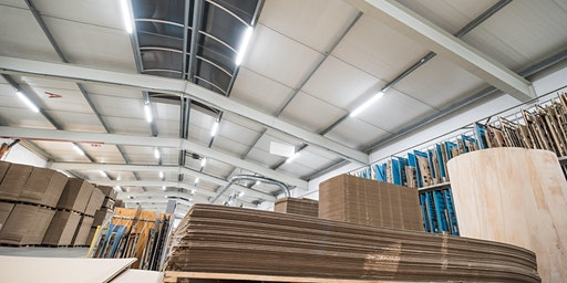 Industriële werkplekverlichting met LED - do's and don'ts