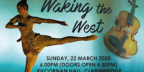 Waking the West tickets