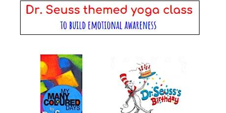 Dr. Seuss Themed Yoga Class! tickets