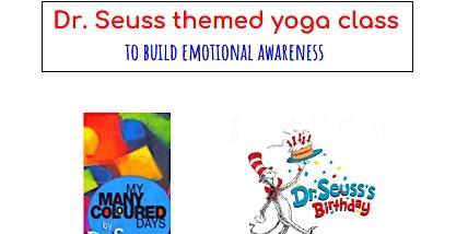 Dr. Seuss Themed Yoga Class!