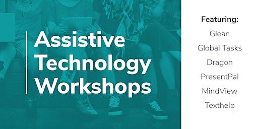 Assistive Technology Workshops - Aberdeen