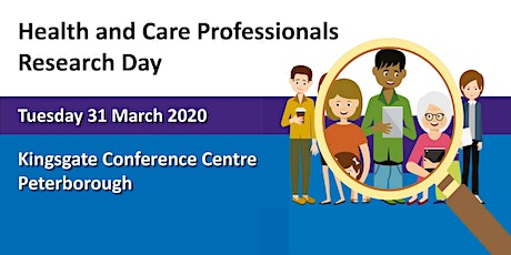 Health and Care Professionals Research Day tickets