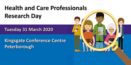 Health and Care Professionals Research Day