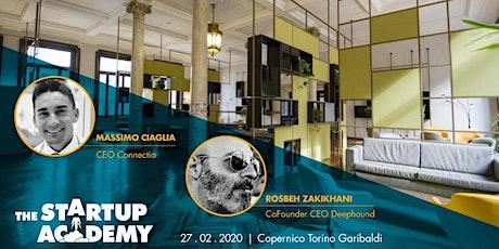 The Startup Academy - Torino biglietti