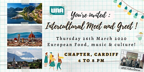 Intercultural Meet and Greet tickets