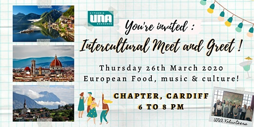 Intercultural Meet and Greet
