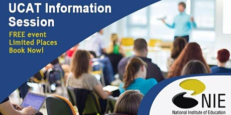 UCAT & Pathways into Medicine - FREE Info Session - (Subiaco, PMS) Perth WA tickets
