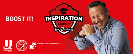 Inspiration Academy for Business,Boost IT!