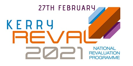 SESSION 2: Reval 2021 Kerry tickets