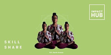 Beginners Yoga w/ Aliya (Bring a mat) tickets