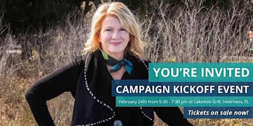 Campaign Kickoff