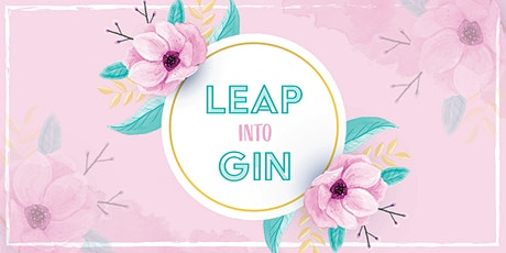 Leap Into Gin Night! tickets