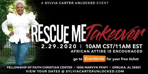 Rescue Me Takeover at Fellowship of Faith Christian Center