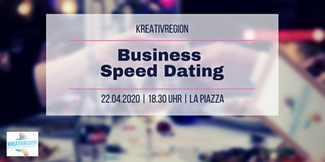 Business Speed Dating Tickets